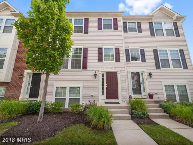 8112 Mission Hill Place #8, Jessup, MD 20794 (#HW10320951) :: Wilson Realty Group