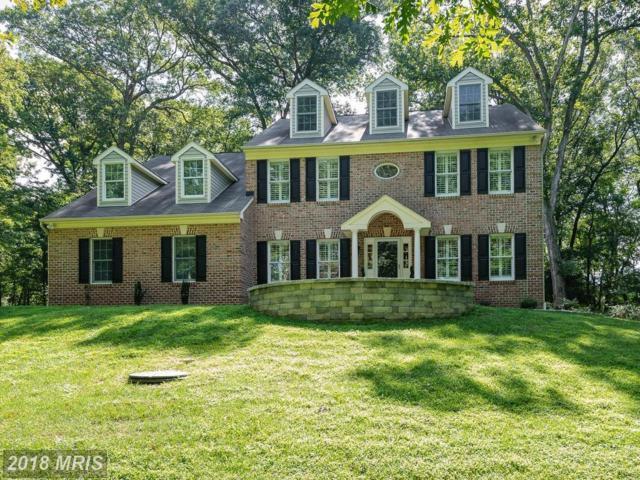 854 The Old Station Court, Woodbine, MD 21797 (#HW10322721) :: Keller Williams Pat Hiban Real Estate Group