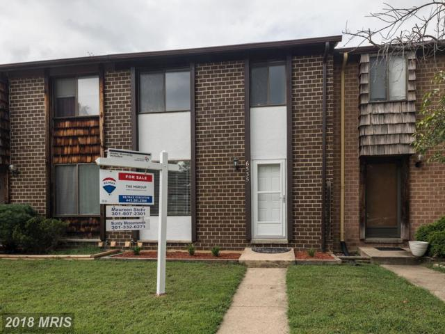 6535 Overheart Lane, Columbia, MD 21045 (#HW10338755) :: Browning Homes Group