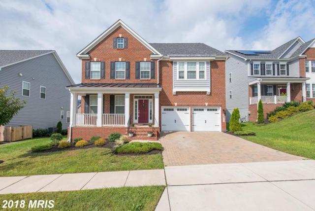 9911 Sienna Way, Laurel, MD 20723 (#HW10345740) :: Keller Williams Pat Hiban Real Estate Group