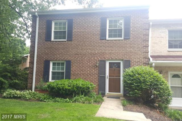 9695 Hitching Post Lane F, Laurel, MD 20723 (#HW9987410) :: AJ Team Realty