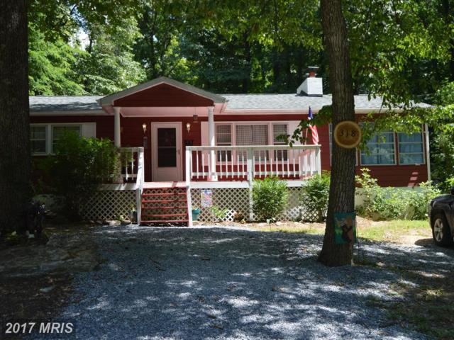318 Huckleberry Lane, Harpers Ferry, WV 25425 (#JF10013417) :: Pearson Smith Realty