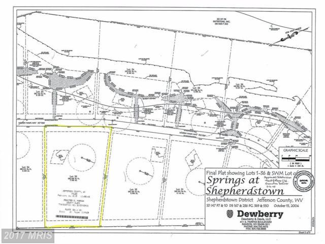 LOT #33 Marsh Hawk Way, Shepherdstown, WV 25443 (#JF10055454) :: Pearson Smith Realty