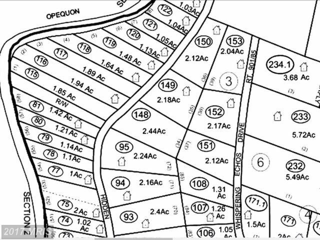 Whispering Echos Drive, Kearneysville, WV 25430 (#JF10079763) :: LoCoMusings