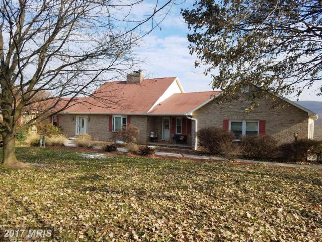 268 Peace Ridge Road, Harpers Ferry, WV 25425 (#JF10118790) :: Hill Crest Realty