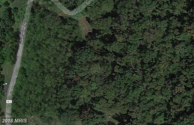 Lot 3 Warm Springs Road, Shenandoah Junction, WV 25442 (#JF10172318) :: Pearson Smith Realty