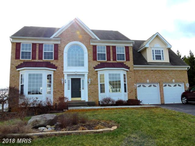 59 Walker Court, Charles Town, WV 25414 (#JF10193646) :: Advance Realty Bel Air, Inc