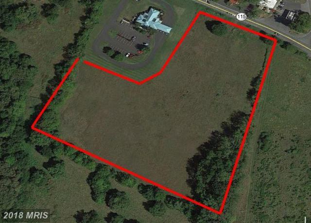 0 George Street, Charles Town, WV 25414 (#JF10210380) :: Hill Crest Realty