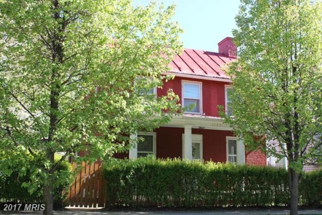 1503 Washington Street W, Harpers Ferry, WV 25425 (#JF9983854) :: LoCoMusings