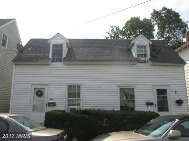 105 College Avenue, Chestertown, MD 21620 (#KE10033207) :: Pearson Smith Realty