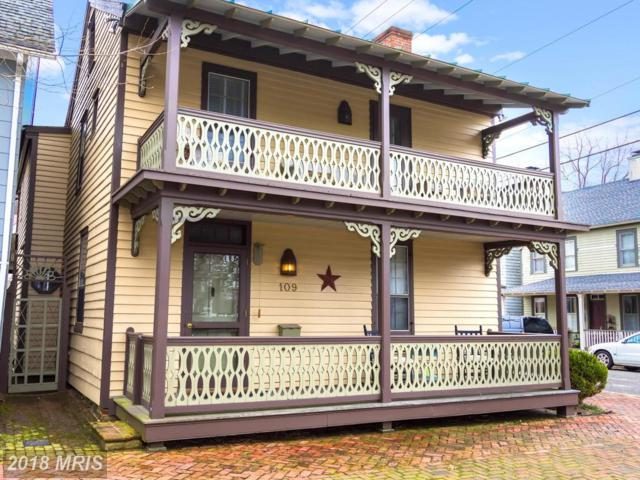 109 Queen Street S, Chestertown, MD 21620 (#KE10204045) :: The Maryland Group of Long & Foster