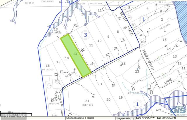 Lot 13 Sandy Beach Lane, King George, VA 22485 (#KG10019600) :: Pearson Smith Realty