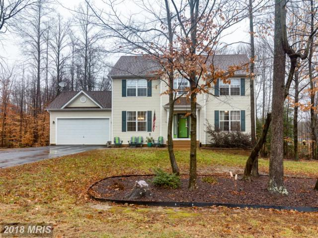 9201 Carriage Lane, King George, VA 22485 (#KG10135885) :: The Withrow Group at Long & Foster