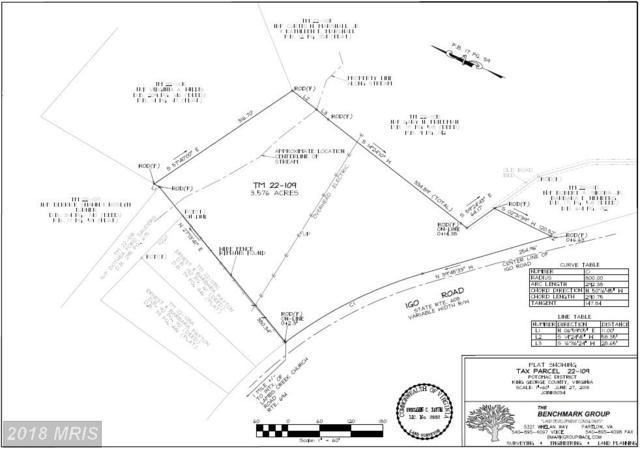 5151 Igo Road, King George, VA 22485 (#KG10326093) :: RE/MAX Cornerstone Realty