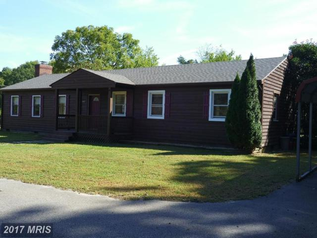697 Fredericks Hall Road, Bumpass, VA 23024 (#LA10065264) :: Krissy Cruse | Keller Williams Realty