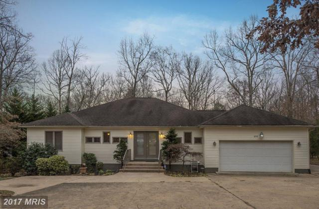690 Mitchell Point Road, Mineral, VA 23117 (#LA10121256) :: The Gus Anthony Team