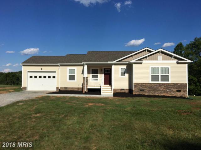 886 Oak Grove Drive, Mineral, VA 23117 (#LA10138522) :: The Gus Anthony Team