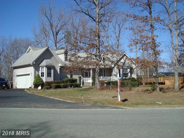 693 Mitchell Point Road, Mineral, VA 23117 (#LA10166988) :: Browning Homes Group