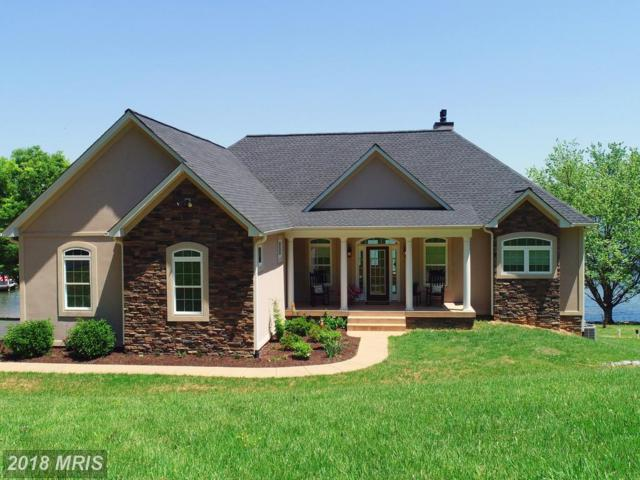 1180 Oak Grove Drive, Mineral, VA 23117 (#LA10239928) :: The Gus Anthony Team