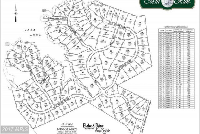 LOT #8 Old House Road, Bumpass, VA 23024 (#LA9926189) :: LoCoMusings