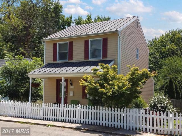 223 South Street SE, Leesburg, VA 20175 (#LO10002718) :: LoCoMusings
