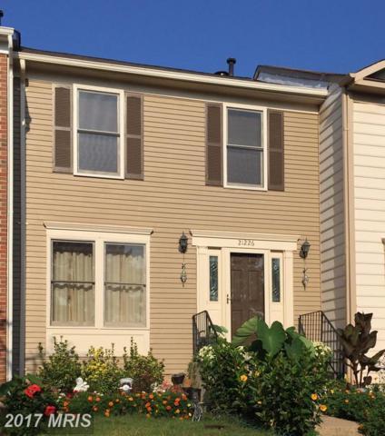 21226 Hedgerow Terrace, Ashburn, VA 20147 (#LO10023277) :: LoCoMusings