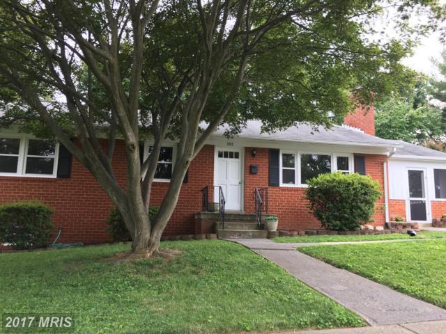 305 Daniels Street NW, Leesburg, VA 20176 (#LO10029466) :: Pearson Smith Realty