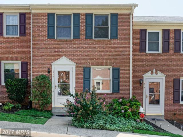 107-D Davis Avenue SW, Leesburg, VA 20175 (#LO10037377) :: Pearson Smith Realty