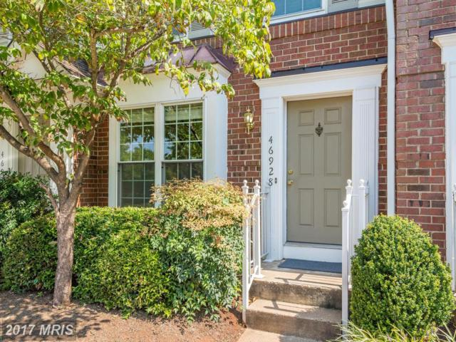 46928 Courtyard Square #46928, Sterling, VA 20164 (#LO10039698) :: Pearson Smith Realty