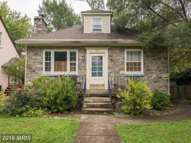 460 S Maple Avenue, Purcellville, VA 20132 (#LO10058692) :: Provident Real Estate