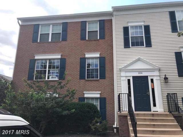 104 Fort Evans Road SE C, Leesburg, VA 20175 (#LO10059789) :: Provident Real Estate