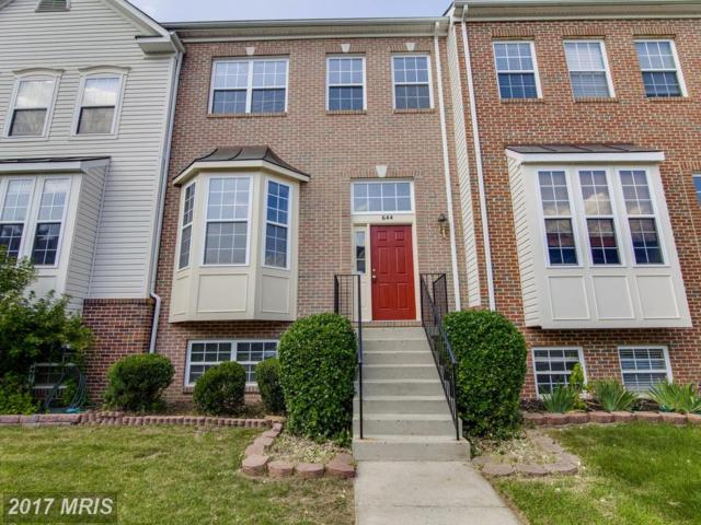 644 Springhouse Square SE, Leesburg, VA 20175 (#LO10062982) :: Wilson Realty Group