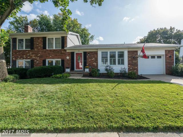 705 Normandy Drive NW, Leesburg, VA 20176 (#LO10063203) :: Arlington Realty, Inc.