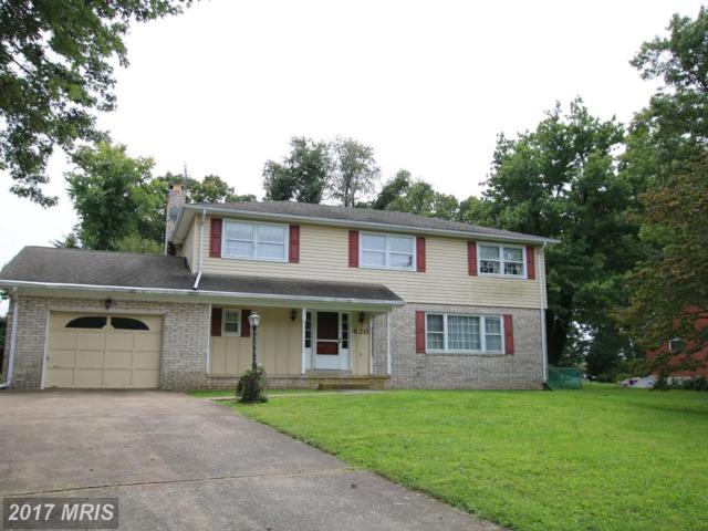 620 Country Club Drive W, Purcellville, VA 20132 (#LO10064994) :: Pearson Smith Realty