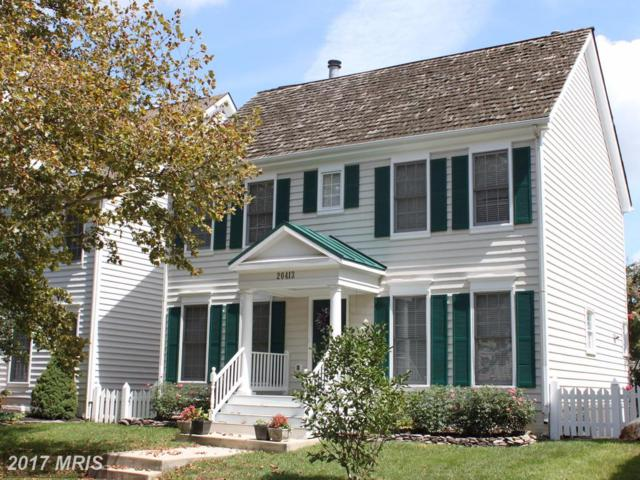 20413 Plainfield Street, Ashburn, VA 20147 (#LO10086852) :: The Cruz Group