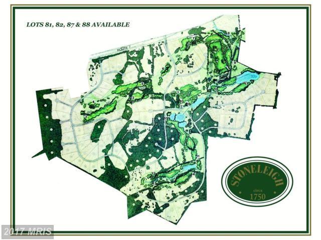 18351 Turnberry Drive, Round Hill, VA 20141 (#LO10103058) :: LoCoMusings