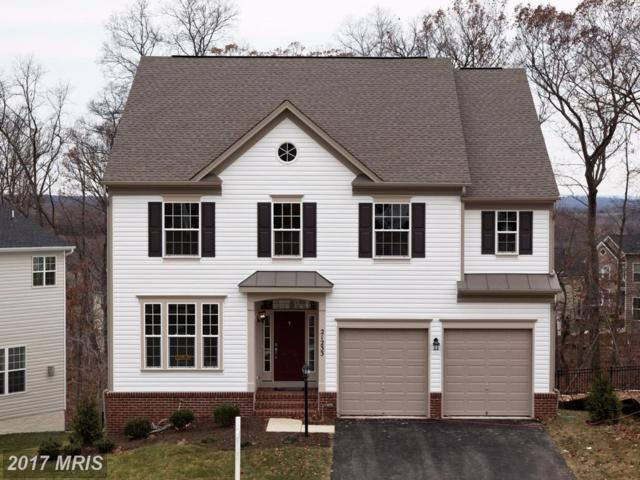 405 Upper Heyford Place, Purcellville, VA 20132 (#LO10105632) :: LoCoMusings