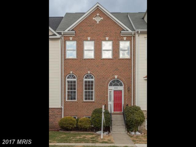 624 Springhouse Square SE, Leesburg, VA 20175 (#LO10120503) :: Pearson Smith Realty