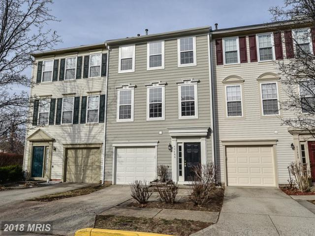 45486 Lost Trail Terrace, Sterling, VA 20164 (#LO10136471) :: The Vashist Group
