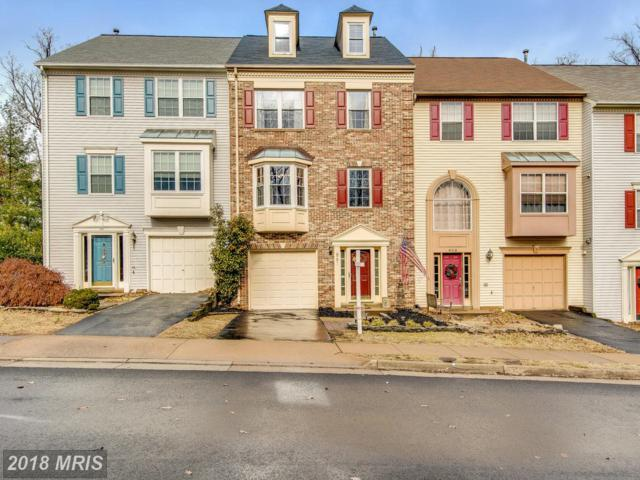 861 Tall Oaks Square SE, Leesburg, VA 20175 (#LO10137672) :: The Putnam Group