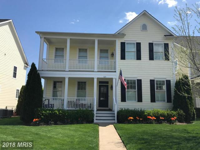 622 Kinvarra Place, Purcellville, VA 20132 (#LO10164353) :: Pearson Smith Realty