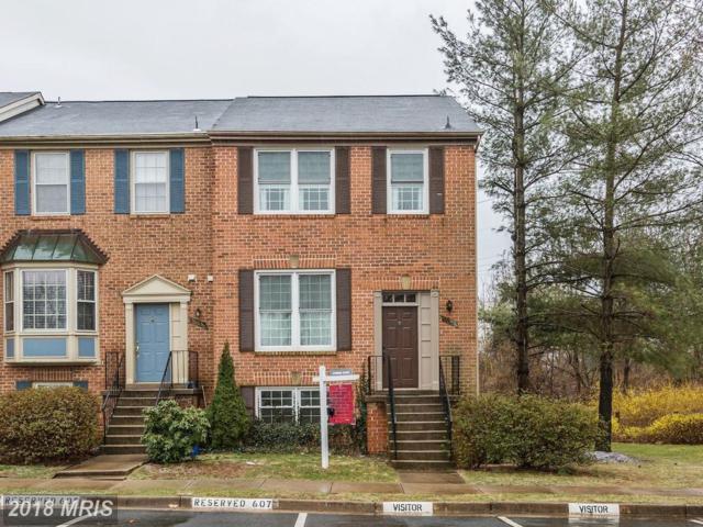 607 Davis Avenue SW, Leesburg, VA 20175 (#LO10188389) :: Blackwell Real Estate
