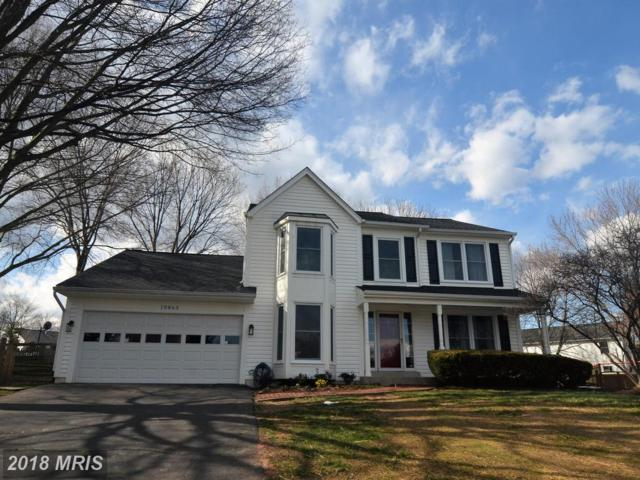 10863 Monticello Court, Great Falls, VA 22066 (#LO10189140) :: RE/MAX Executives