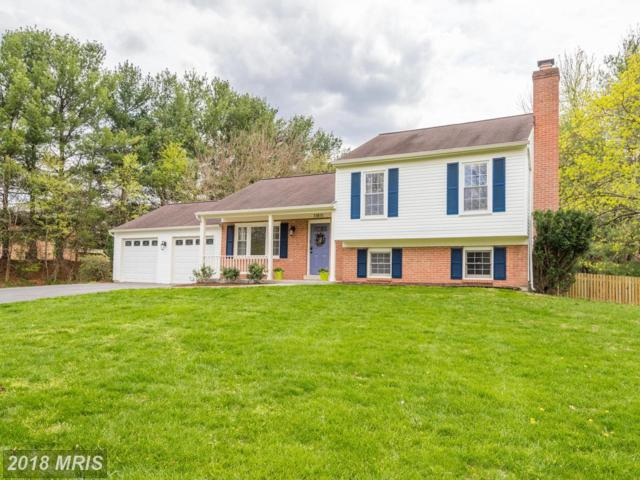 11811 Brockman Lane, Great Falls, VA 22066 (#LO10219403) :: The Putnam Group