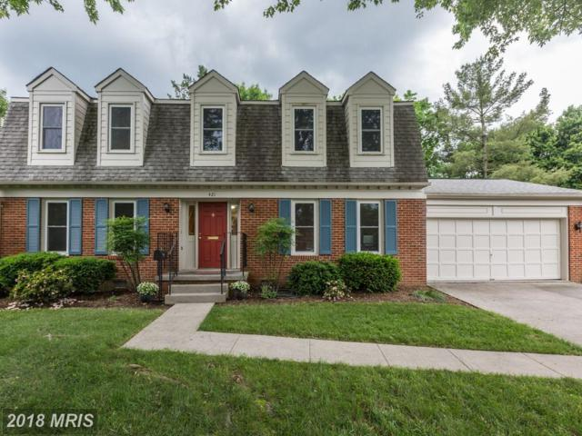 421 Mosby Drive SW, Leesburg, VA 20175 (#LO10255392) :: The Gus Anthony Team