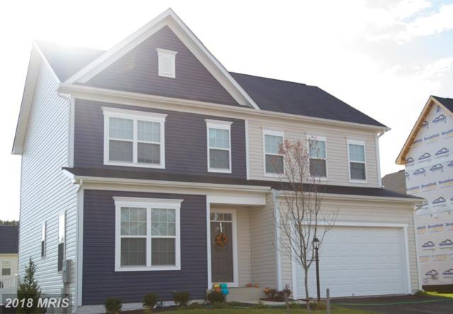 832 Pencoast Dr, Purcellville, VA 20132 (#LO10258218) :: The Gus Anthony Team