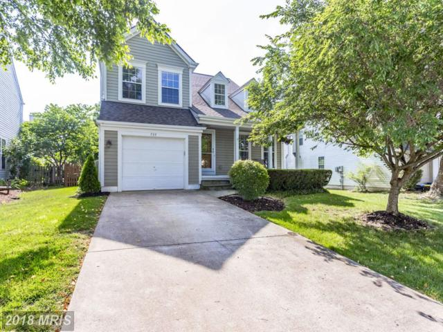 735 Longfellow Drive NE, Leesburg, VA 20176 (#LO10278214) :: Network Realty Group