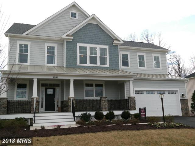 40643 Hazel Place, Aldie, VA 20105 (#LO10330742) :: The Maryland Group of Long & Foster