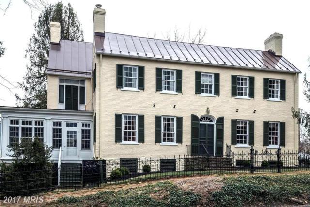 305 East Washington Street, Middleburg, VA 20117 (#LO9905362) :: LoCoMusings