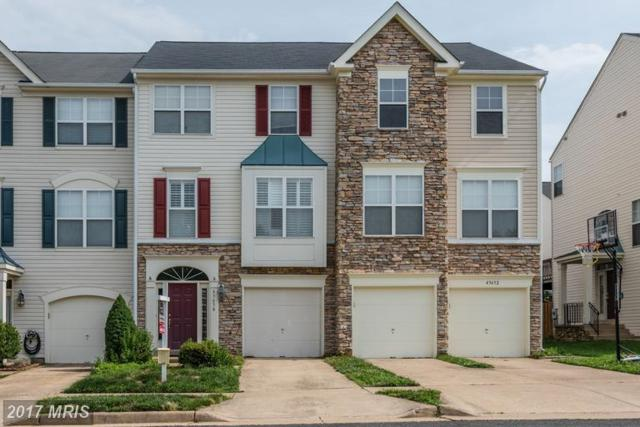 43630 Obrien Square, Chantilly, VA 20152 (#LO9977893) :: Network Realty Group